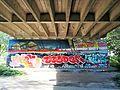 Graffiti op de Amsterdamse brug, brug 54P pic8.JPG