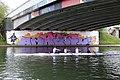 Graffiti under Donnington Bridge - geograph.org.uk - 1253310.jpg