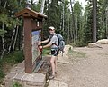 Grand Canyon National Park, North Kaibab Trailhead - Water Bottle Filling Station 7088 - Flickr - Grand Canyon NPS.jpg