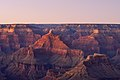Grand Canyon at dusk, from Yavapai Point (6586001413).jpg