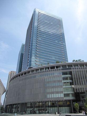 Nitto Denko - Nitto has its headquarters at the Grand Front Osaka South Building in Kita-ku, Osaka