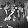 Grand Gala du Disque 1965 , het 9-jarig zoontje Gaby van Toon Hermans , samen me, Bestanddeelnr 918-2581.jpg