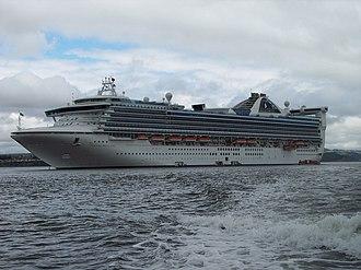 Grand-class cruise ship - Image: Grand Princess