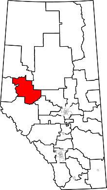 Grande Prairie-Smoky - Wikipedia