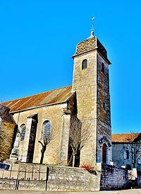 Granvelle. Eglise. 2015-03-06..JPG