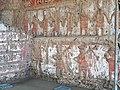Gravats dels murs superposats del Templo Viejo de la Huaca de la Luna03.jpg