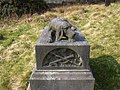 Grave of Methuselah Yates, Newchurch-geograph.org.uk-2321508.jpg