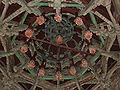 Great Mosque of Xi'an pavilion ceiling.JPG