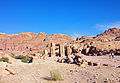 Great Temple, Petra, in late afternoon.jpg