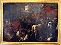 Grechetto, entrata degli animali nell'arca di noè, genova, 01.JPG