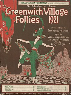 Greenwich Village Follies