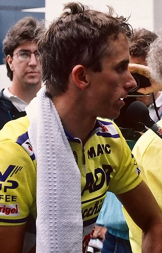AD Renting (cycling team) - Greg LeMond at the 1989 Tour de France