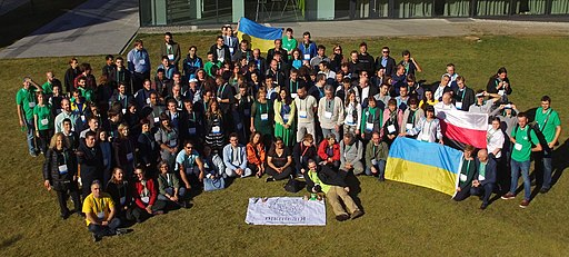 Group photo, CEE Meeting 2018, Lviv (cropped)