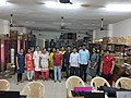 Group photo of participants during Session 2 of Telugu Wikisource Training Course.jpg