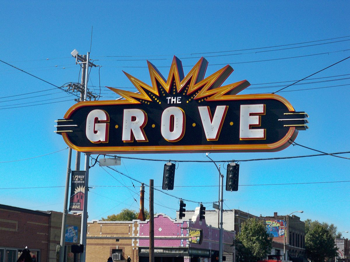 the grove  st  louis