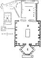 Grundplan af Baalbeks ruiner, Nordisk familjebok.png