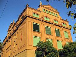 Grup escolar Pere Vila, pg. Lluís Companys - av. Vilanova.jpg