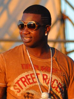 Gucci Mane American rapper from Georgia