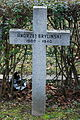 GuentherZ 2013-01-12 0416 Wien11 Zentralfriedhof Gruppe88 Soldatenfriedhof polnisch WK2 Grabkreuz Andrzej Brylinski.JPG