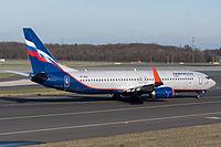 VP-BRH - B738 - Aeroflot