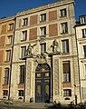 Hôtel des Affaires étrangères et de la Marine, façade au soleil couchant.JPG