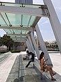 HK 中環 Central 國際金融中心 IFC 平台 terrace 風景 view April 2020 SS2 15.jpg
