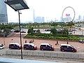 HK 中環 Central 天星碼頭多層停車場 Star Ferry Piers Carpark building roof view October 2018 SSG 13.jpg