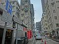 HK 大坑 Tai Hang 施弼街 Shepherd Street Apr-2014 Brown Street name sign.JPG