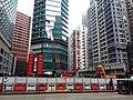 HK 灣仔 Wan Chai 蘭杜街 Landale Street 皇后大道東 Queen's Road East construction site August 2019 SSG 05.jpg