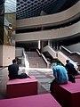 HK Cultural Centre 香港文化中心 interior public seats n visitors June 2017 Lnv2 02.jpg