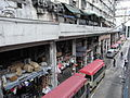 HK Kwun Tong Road 觀塘道 Yue Wah Mansion Minibus Stop 小巴站 near Yue Man Square 01.JPG