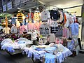 HK Mong Kok Fa Yuen Street evening baby clothing stall Sept-2012.JPG