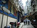 HK Peel Street south of Hollywood Rd.JPG