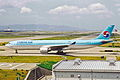 HL7554 A330-322 Korean Air KIX 12JUL01 (6907702106).jpg