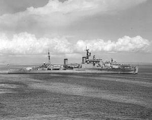 HMS Ceylon (30) - Ceylon.