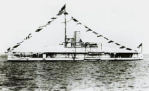 HMS Magdala (1870) - Image: HMS Magdala (1870)
