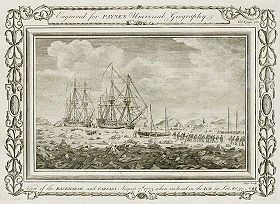 Image illustrative de l'article HMS Carcass (1759)