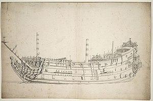 HMS Triumph (1623) - Triumph