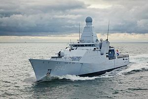 Holland-class offshore patrol vessel - HNLMS Holland