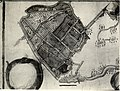 HUA-214123-Gedeelte van een kaart van het waterschap Heycop met het afwateringsgebied de Lange Vliet; met weergave van wegen watergangen en waterstaatkundige obj.jpg