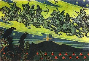 Székely himnusz - Prince Csaba on the stars' path