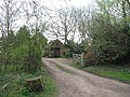 Hadleys Cottage. Isle of Wight, Bookham Common - geograph.org.uk - 1237604.jpg