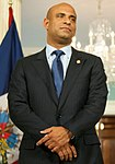Laurent Lamothe resigns as Haitian PM
