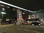 Hakata Station at night 20150801.JPG