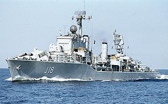 Halland-class destroyer - HSwMS Halland
