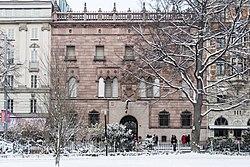 Hallwylska paladset, winter 2012 01.   JPG