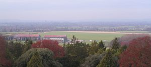 Halton, Buckinghamshire - Image: Halton Airfield
