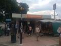 Hampstead Heath station entrance, July 2017.png