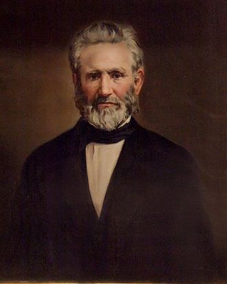 1860 Missouri gubernatorial election - Image: Hancock Lee Jackson