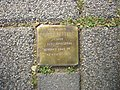 Hanne Mertens - Sierichstraße 66 (Hamburg-Winterhude).Stolperstein.ajb.jpg